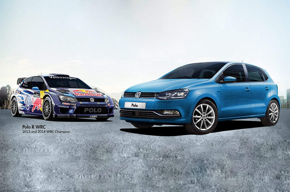 Volkswagen's Polo Hatchback is the winning formula for WRC
