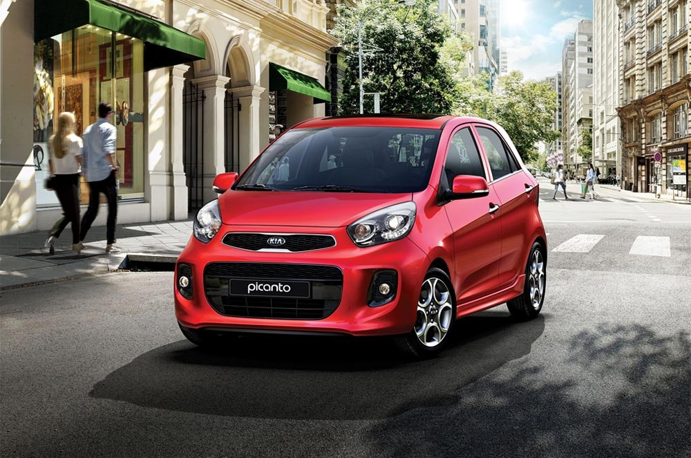 Refreshed Kia Picanto is now on sale in the Philippines