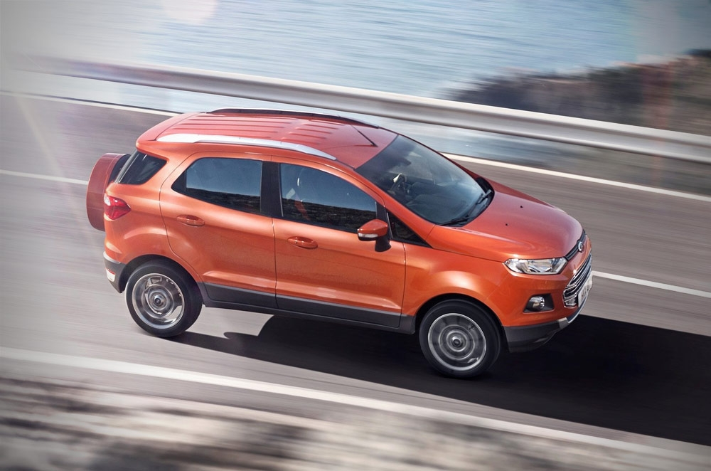 The EcoSport was Ford Philippines' best-selling model in July 2015