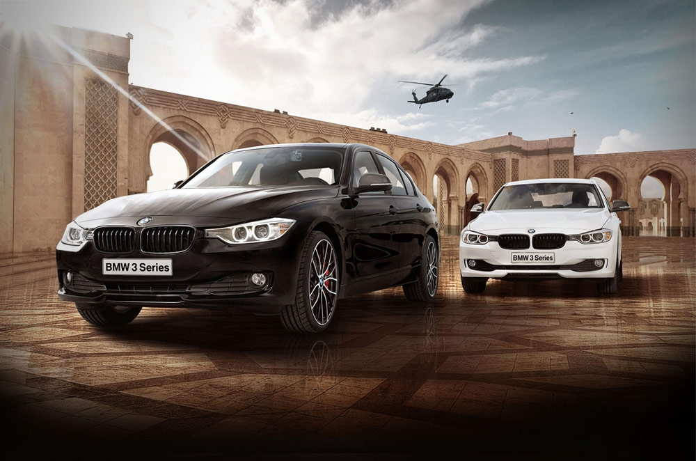 BMW Ph to raffle off the ultimate adventure package in Morocco