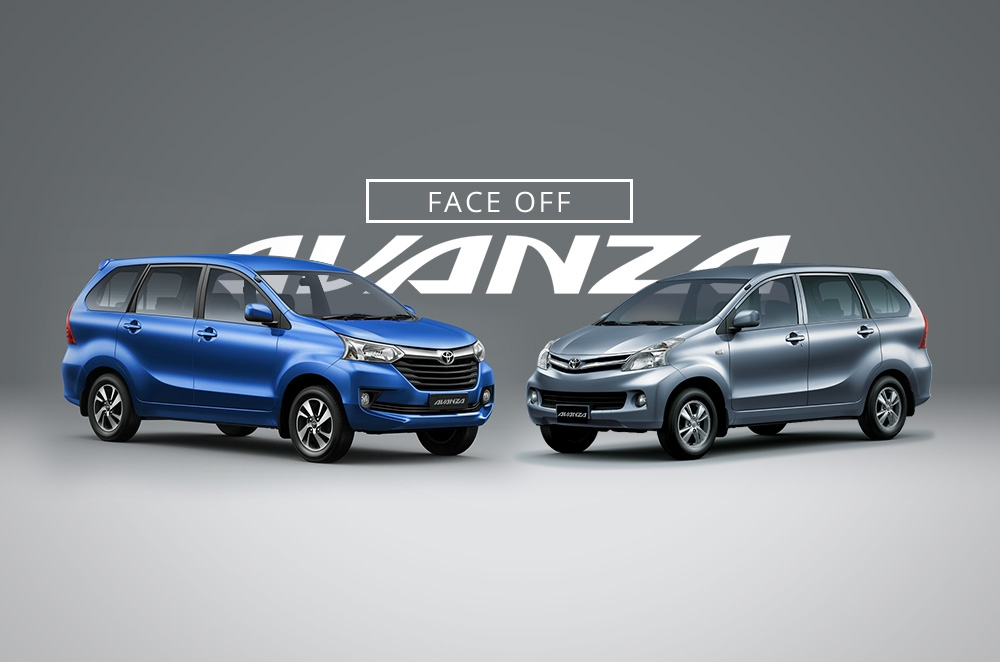 Face-off: The old vs the new Toyota Avanza