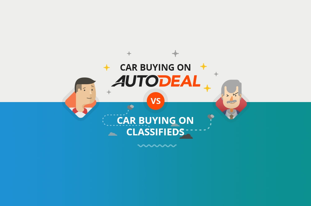 Car Buying on AutoDeal vs. Car Buying on Classifieds.
