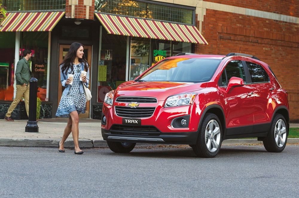 Chevrolet Philippines infiltrates the compact crossover segment with the Trax