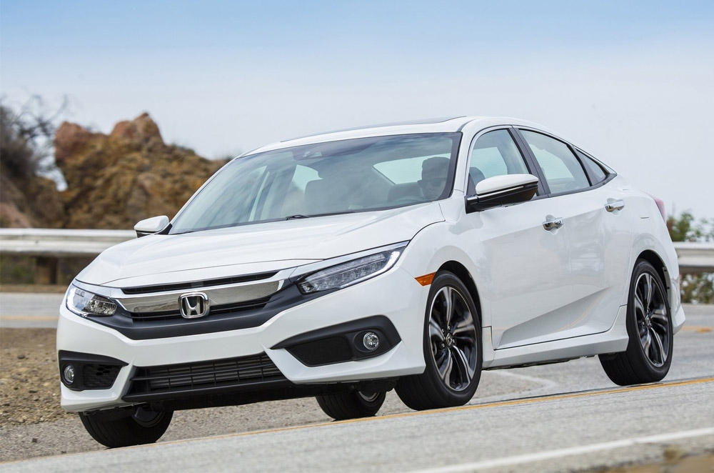 Honda unveils global-spec 2016 Civic with new improvements in and out