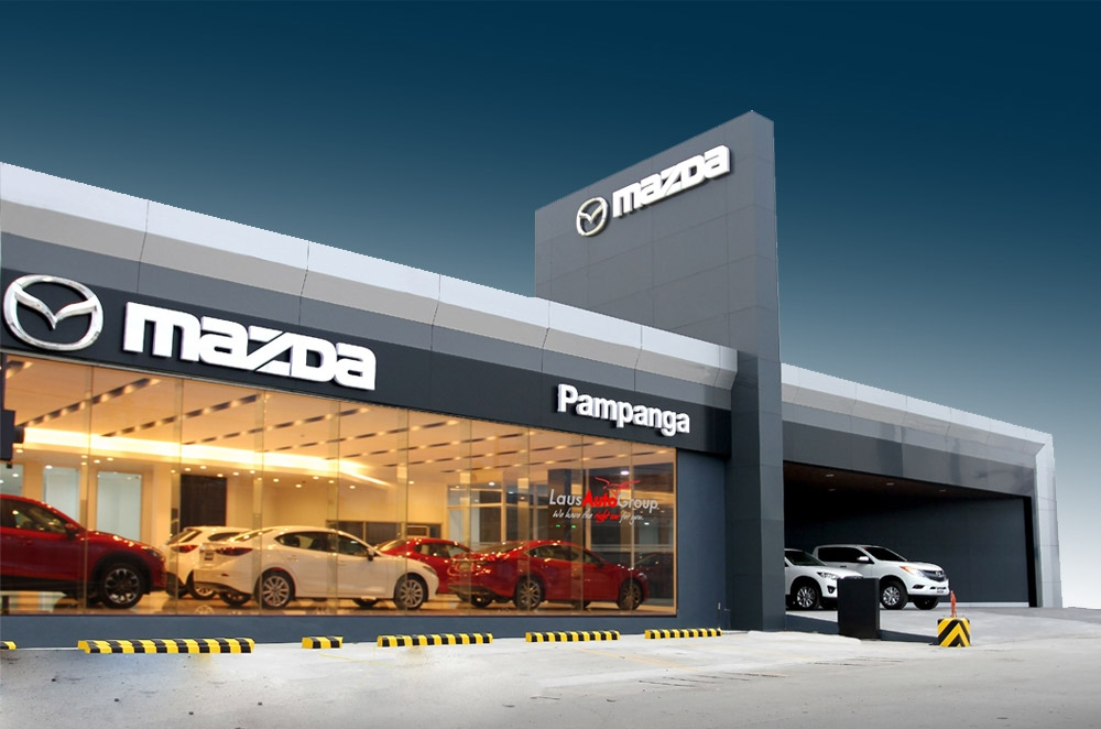 Mazda re-opens all-new Mazda Pampanga 3S dealership