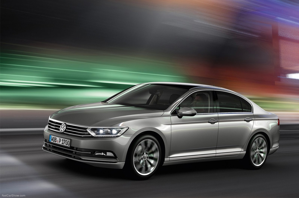 The 8th generation Volkswagen Passat is now available in the Philippines