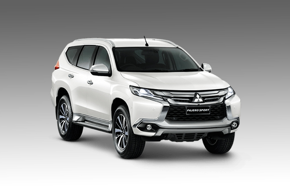 A teaser of the all-new Mitsubishi Montero Sport before it arrives in the Philippines
