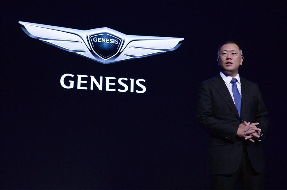 Genesis is now Hyundai's global luxury brand
