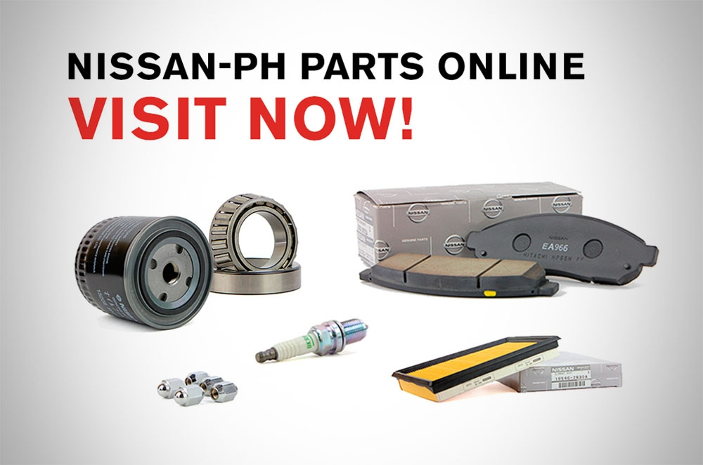 Nissan Parts Online brings car parts and accessories shopping to your fingertips