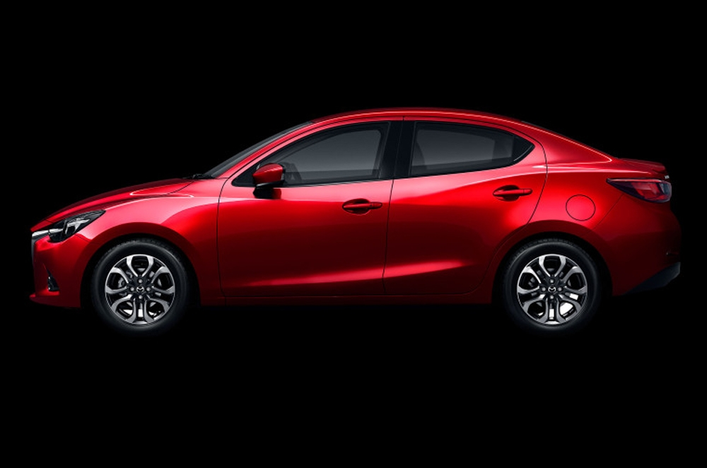 Here's your chance to drive home a Mazda2 Skyactiv R for free through Zalora