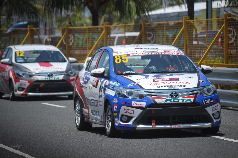 The 2015 Toyota Vios Cup prepares for its season finale at Subic