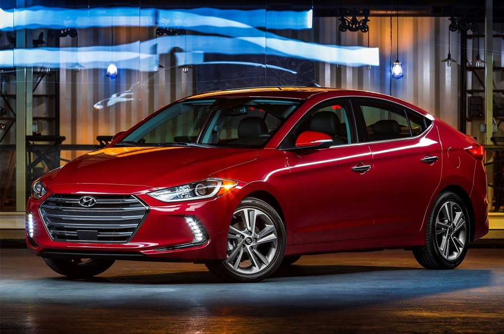 First look on the all-new 2016 Hyundai Elantra before it hits Philippine shores