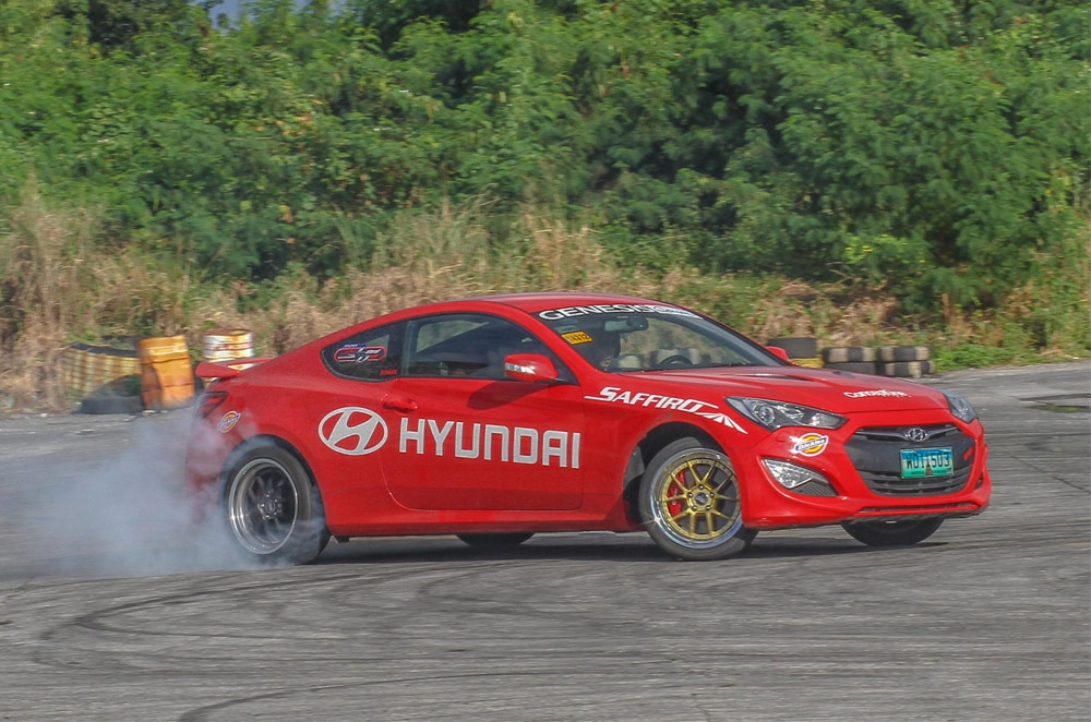 The 2015 Hyundai Lateral Drift boils down to a thrilling final round