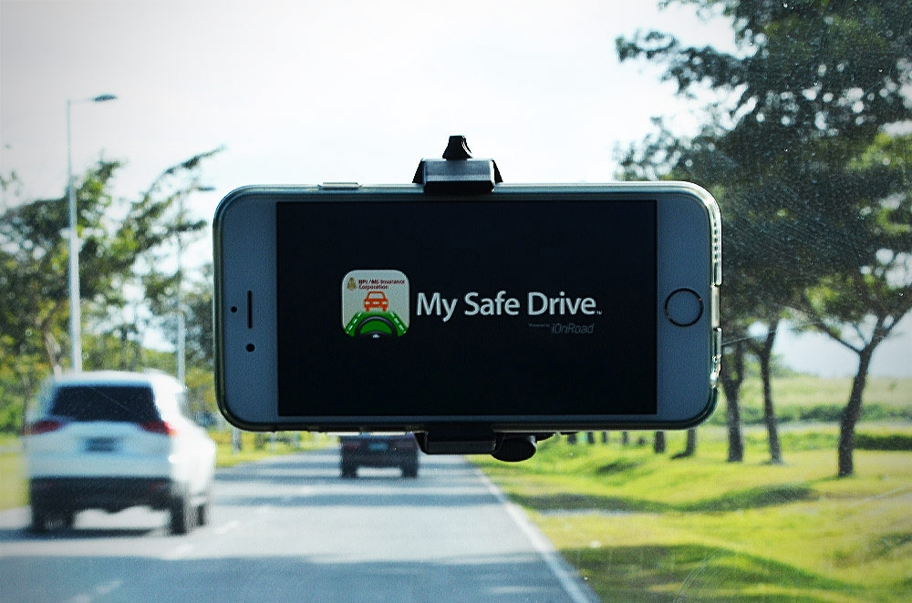 My Safe Drive app is your new companion for a safer drive