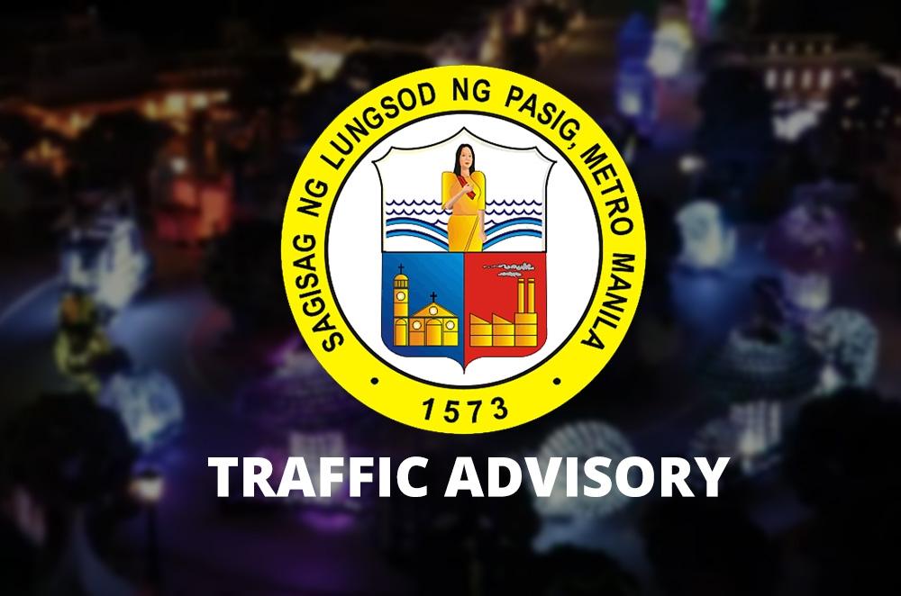 Traffic advisory for the Paskotitap Float Festival
