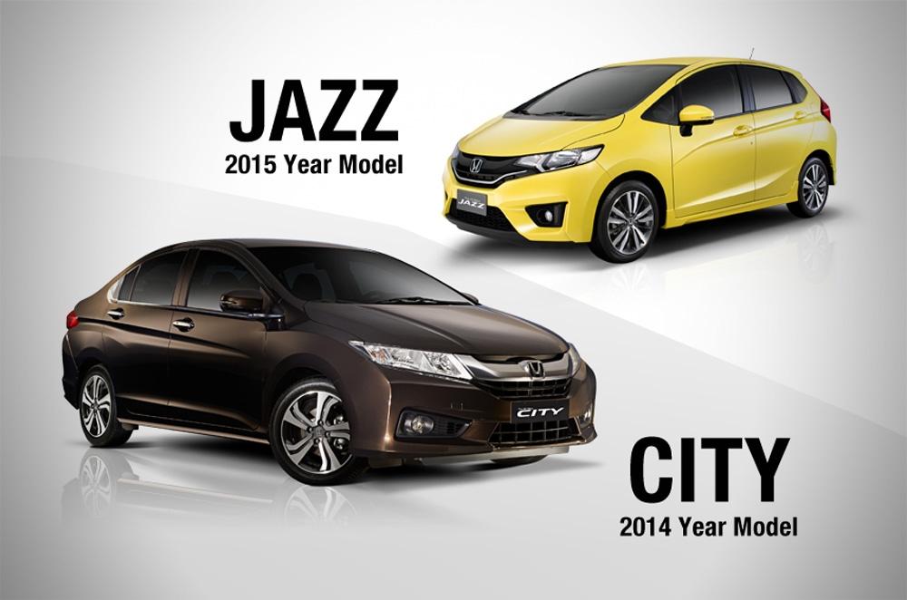 Honda Ph announces a precautionary recall of City and Jazz for ECU software update