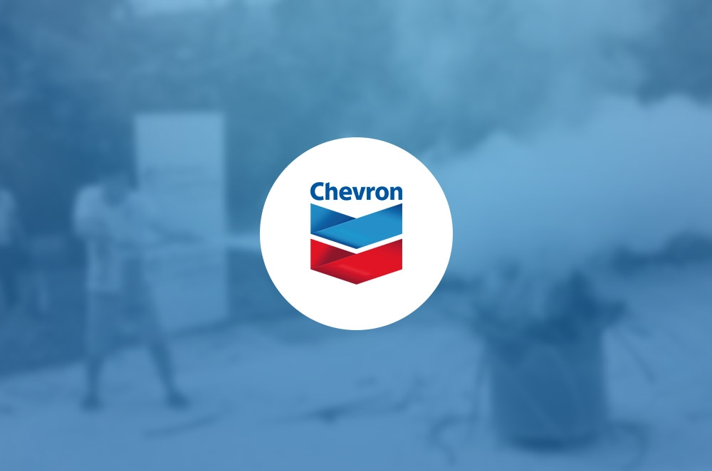 Chevron and BFP teach Pandacan residents about firefighting 101