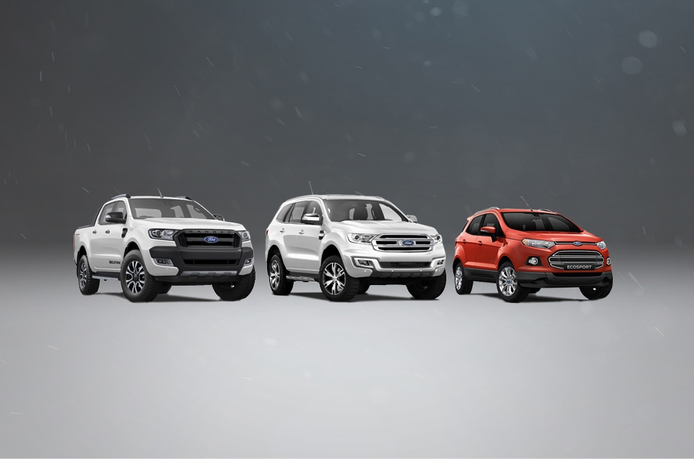 Ford records their best November sales performance