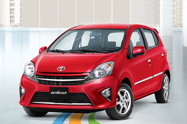 Toyota Wigo 1.0 G AT: The choice of the practical pinoy