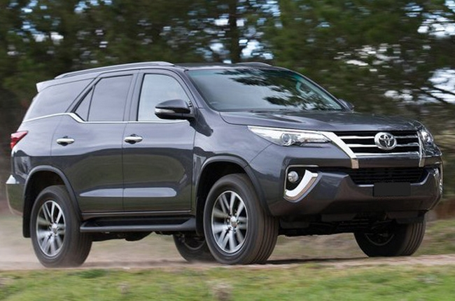 It's finally here – the all-new Toyota Fortuner