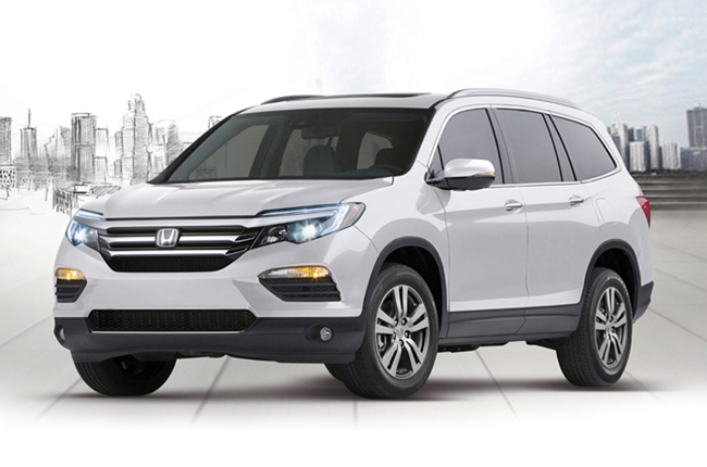 All-new Honda Pilot set to arrive this month