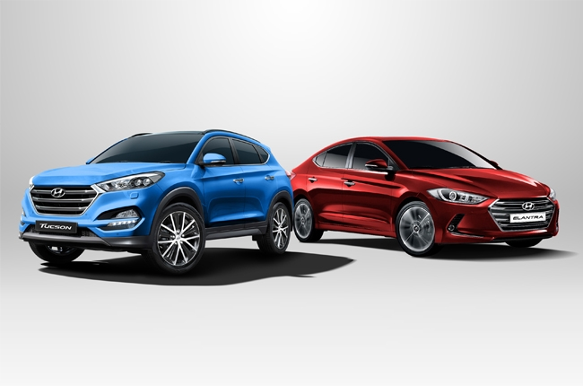 All-new Hyundai Elantra and Tucson take home 2016 iF Design Awards