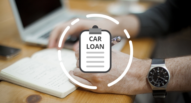 Step 2: Applying for the Car Loan