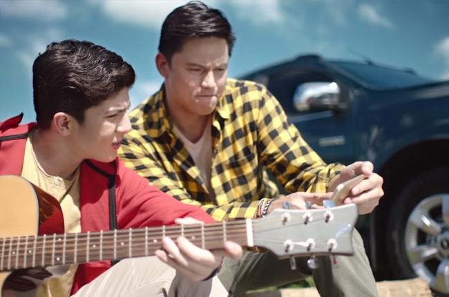 WATCH: Chevrolet Ph reveals Mavy Legaspi's first love
