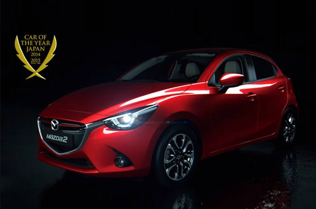WATCH: Mazda 2 SkyActiv takes the spotlight on this new TV commercial