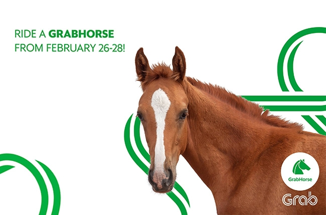 Experience Panagbenga Festival with 1 horsepower