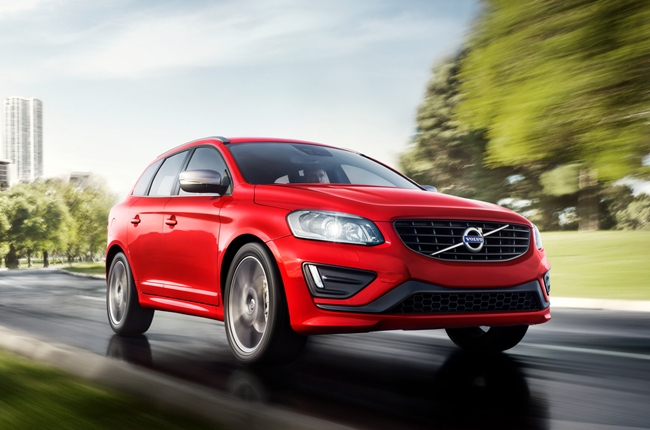 Volvo Ph brings in R-Design variants of latest V40, S60, and XC60