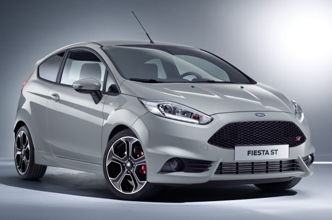 WATCH: Ford showcases the Fiesta ST200 hot hatch in Geneva