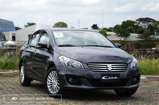 Here's a quick look of the newly launched all-new Suzuki Ciaz