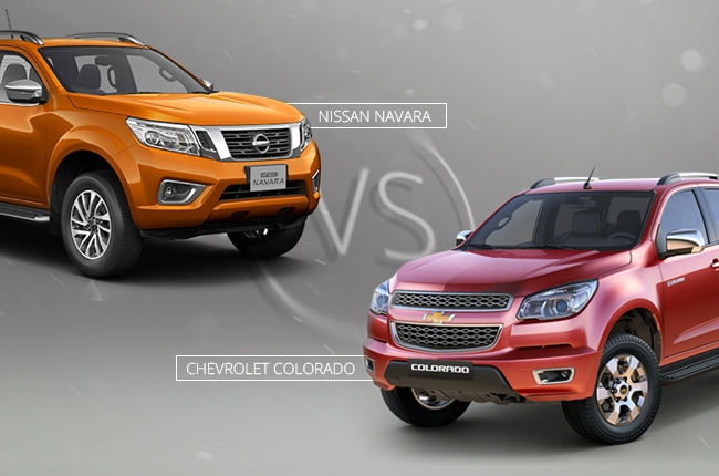 Car Comparo: Which is the better truck, Nissan NP300 Navara or Chevrolet Colorado?