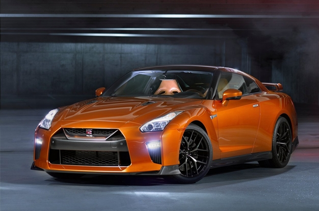 The 2017 Nissan GT-R gets booster shot of style and power