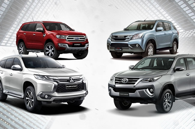 Are the new line of SUV's really driving industry-sales?