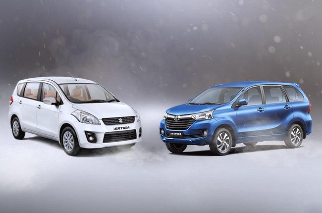 Car Comparo: Which will prevail, Suzuki Ertiga or the Toyota Avanza?