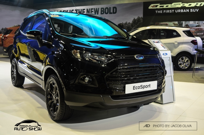 MIAS 2016: Ford Ph brings new premium variants of the EcoSport and Everest