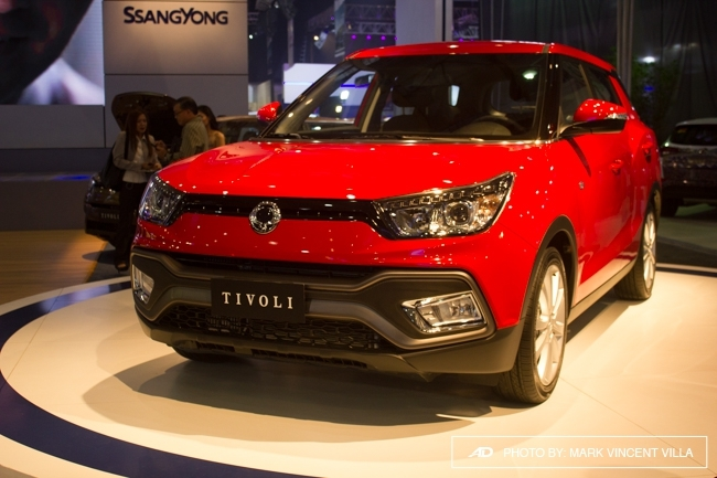 MIAS 2016: SsangYong unveils Korando, Rodius, and Tivoli