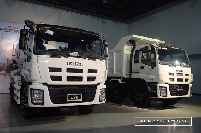 Isuzu PH shows its big boys at the 2016 Truck Fest