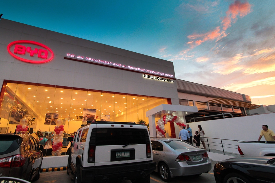 BYD Ph continues monthly 'Saturdate' for their customers