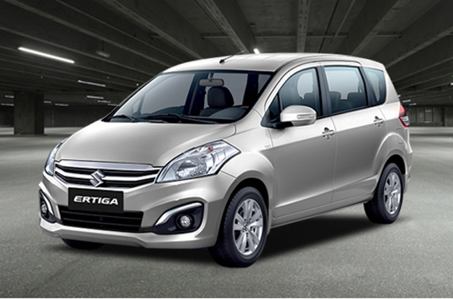Suzuki Ph reveals updated Ertiga for 2016
