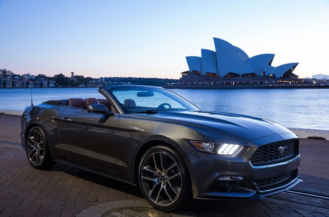 Ford Mustang is now the world's best-selling sports car