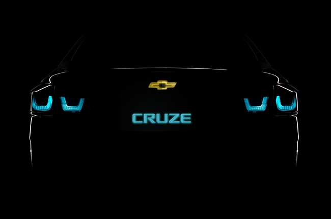 Chevrolet unveils TRON: Legacy – inspired Cruze
