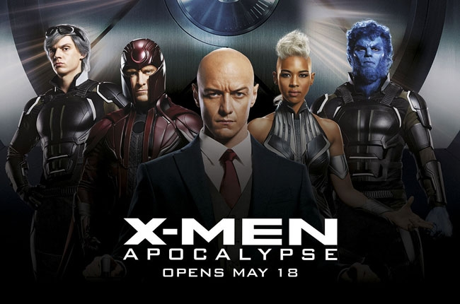 Caltex is giving away free X-Men: Apocalypse movie passes