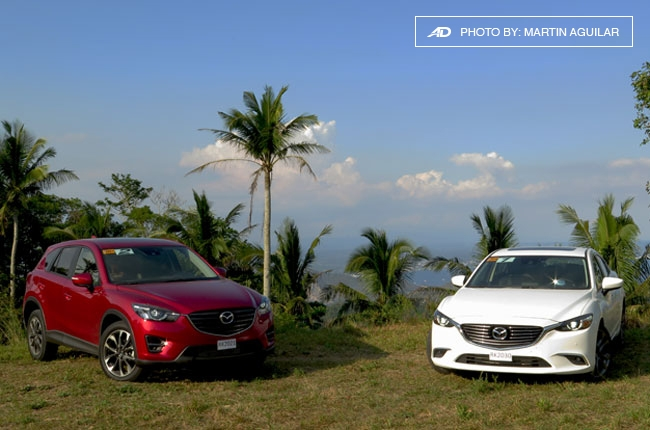 Mazda Ph reveals diesel-powered Mazda 6, CX-5