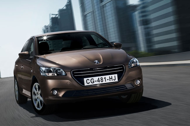 Style and value combined: A closer look at the Peugeot 301
