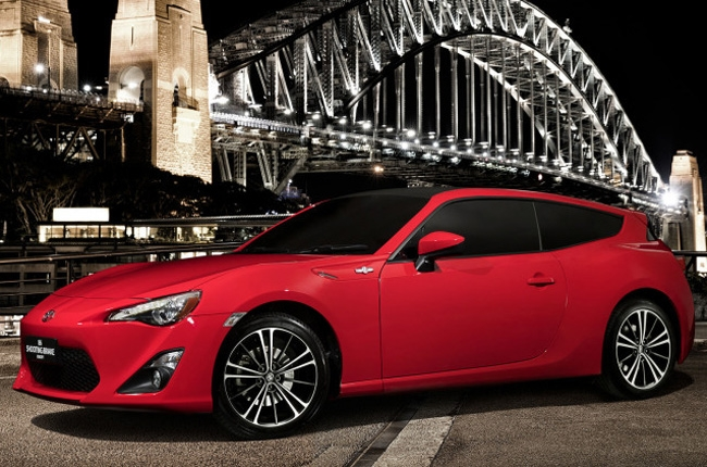 Toyota 86 Shooting Brake concept revealed