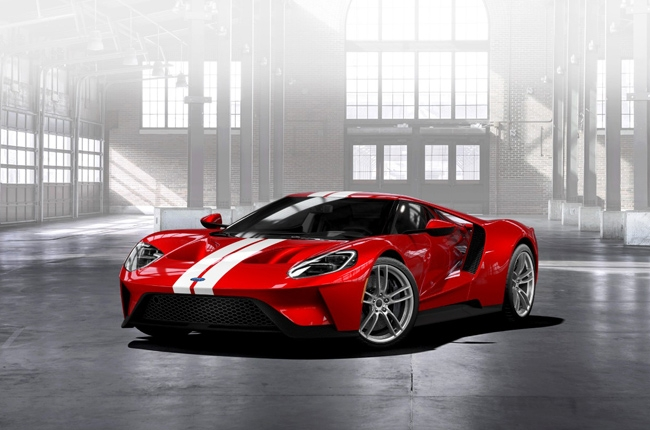 2017 Ford GT gets 6,506 applicants for first 500 units