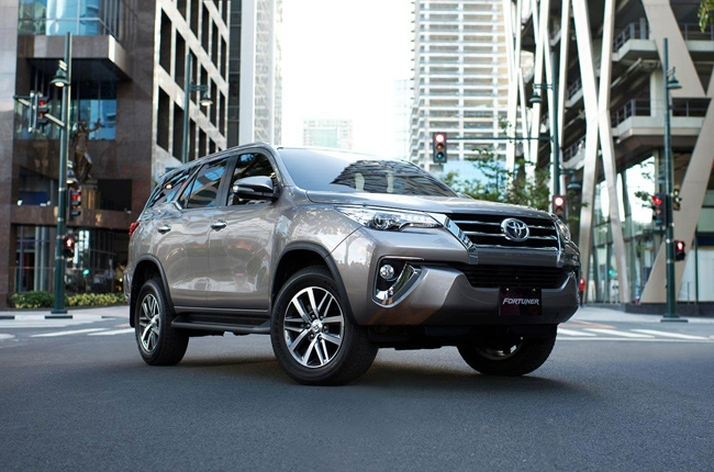 Why should you buy the 2016 Toyota Fortuner